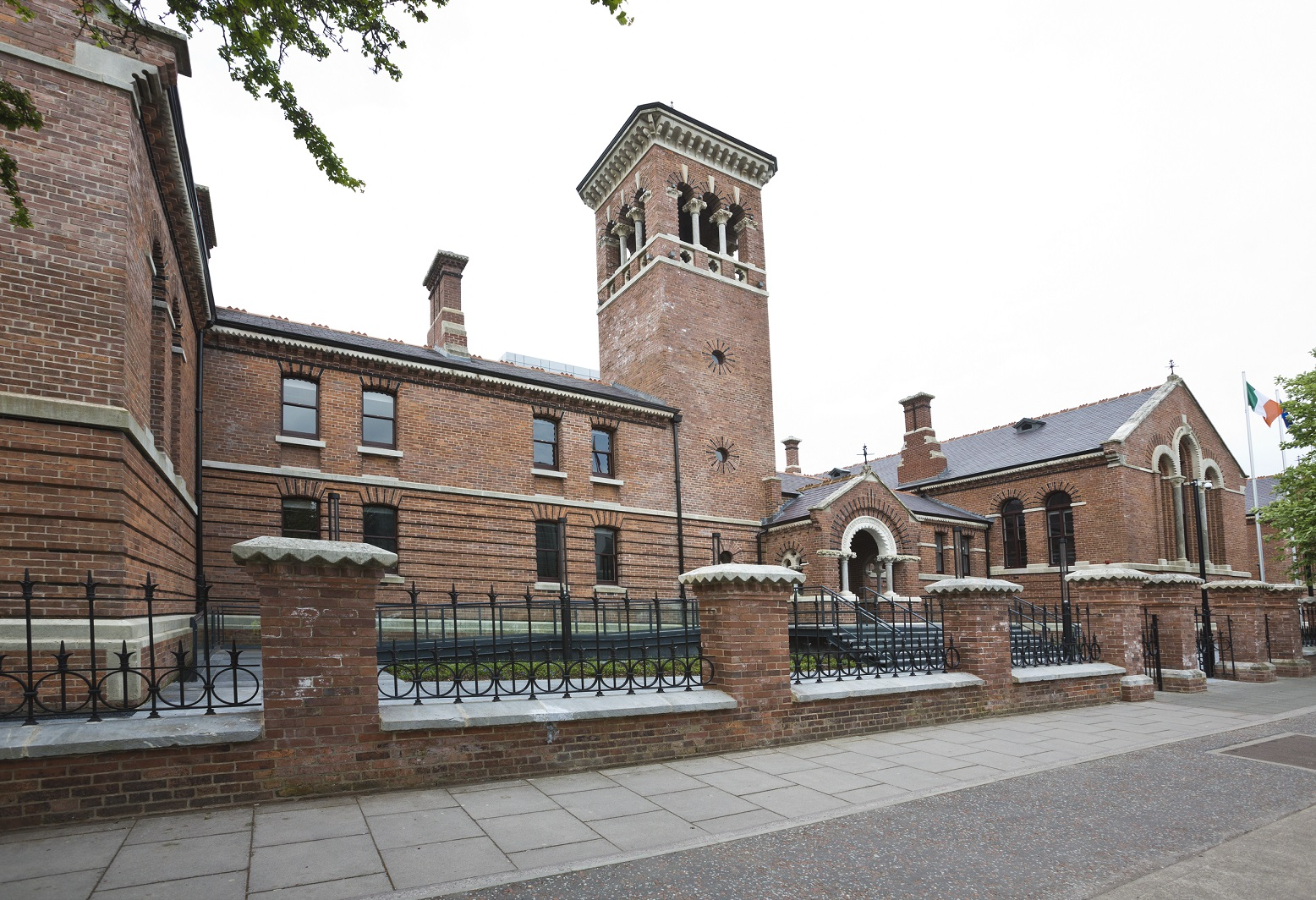 Anglesea Street Courthouse