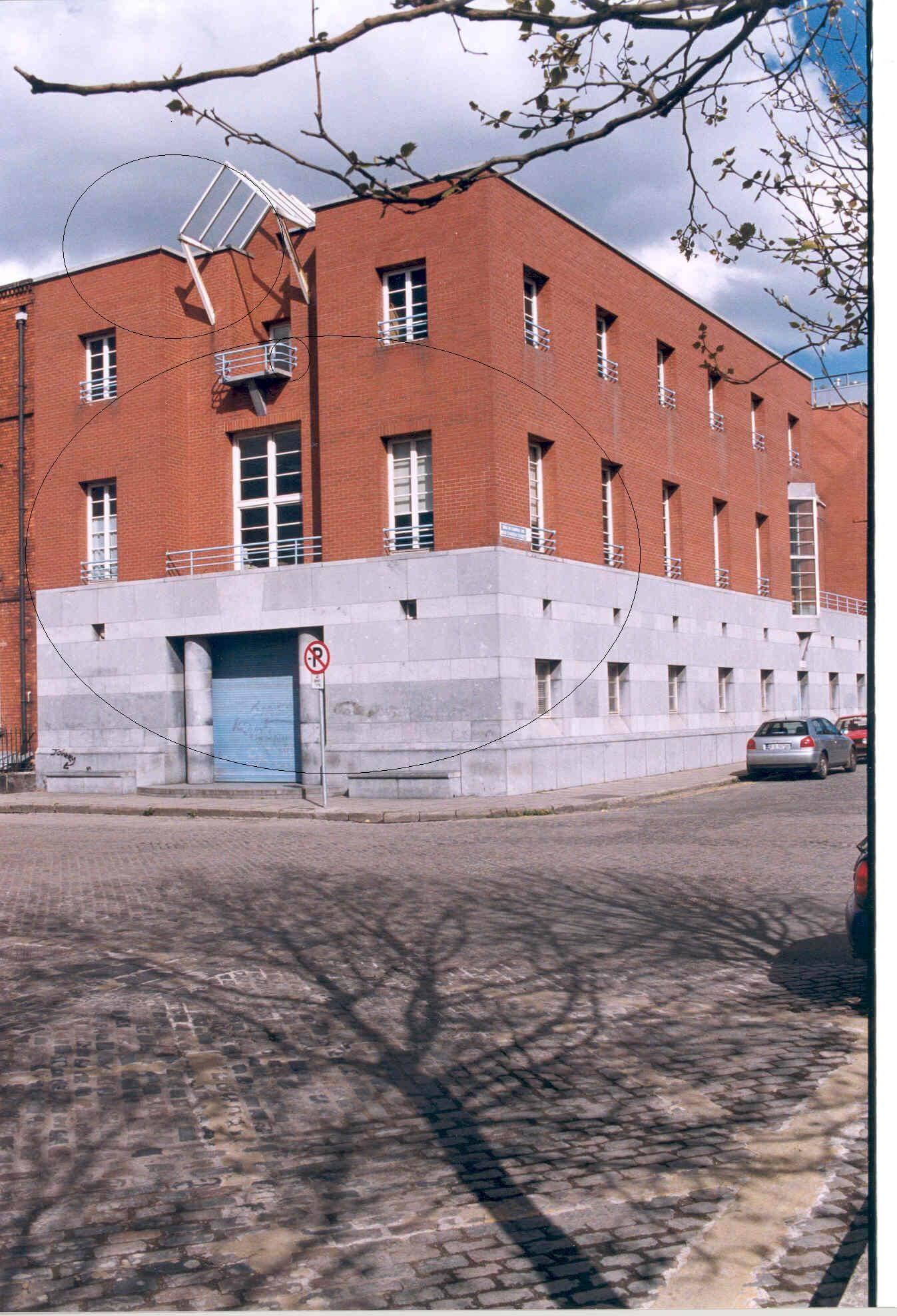 Children's Courthouse Smithfield