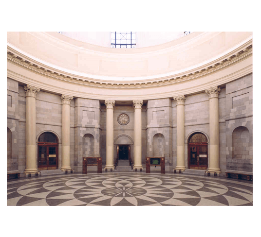 Round Hall