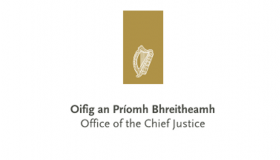Letterhead of the Office of the Chief Justice
